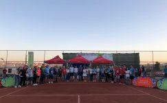 Büyükşehir,turnuvada derece alanları ödüllendirdi