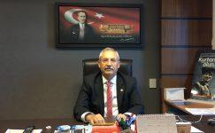 CHP'li Kaplan'dan gaziler günü mesajı