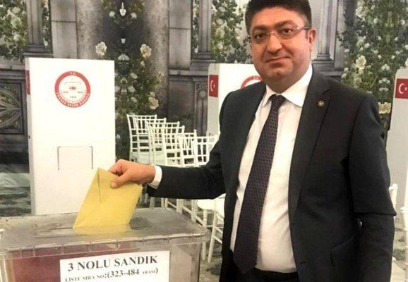 Gaziantep Barosu Başkanı yeniden Kahraman oldu